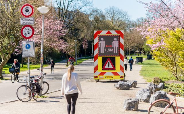 Lector Lea den Broeder ontwerpt het Nederland van de 1,5 meter