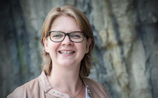 Nynke van Dijk is de nieuwe decaan van Gezondheid en Bewegen, Sport & Voeding