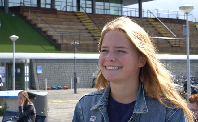 Weer beweging op de sportcampus: 'Alleen aanraken als het echt bij de sport hoort'