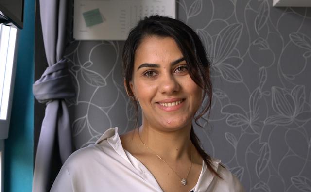 Rahaf: 'Ik koos HBO-Rechten omdat ik niet tegen de corruptie in Syrië kan'