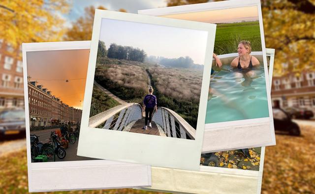 Gespot: Deze HvA'ers ownen de herfst met mooie beelden