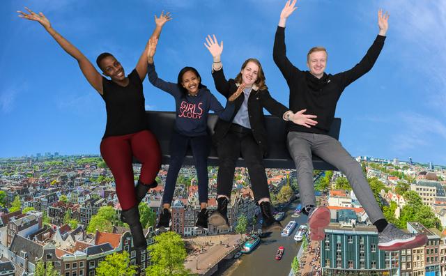 Student Jorg ontdekt de Nederlandse cultuur met statushouders