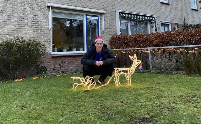 Passie: Stefan draait al in oktober de eerste kerstplaat