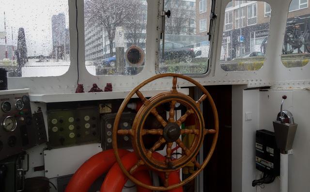 De Doorgeefcamera: 'Op mijn boot zet ik de muziek zo hard als ik wil'