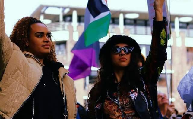 HvA'ers van het jaar: Tirza strijdt tegen racisme en discriminatie