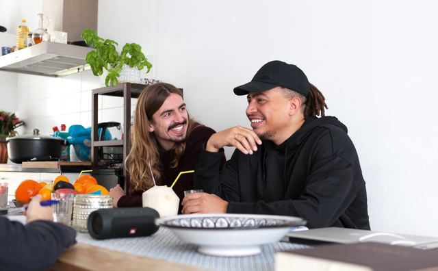 Rajko (24) interviewt de grootste hiphoppers van Nederland