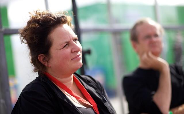 Professor of practice Marleen Stikker: 'Het internet manipuleert ons'