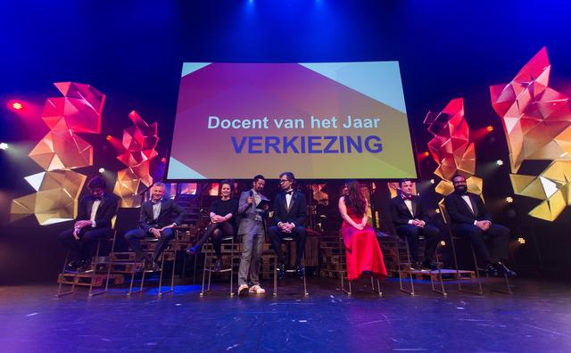 Deze zeven docenten maken kans op de titel Docent van het Jaar 2018