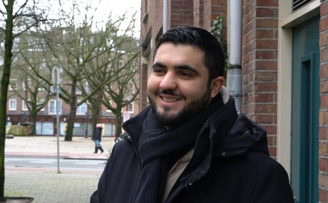 Jongerenburgemeester Achraf over de rellen in Amsterdam Oost