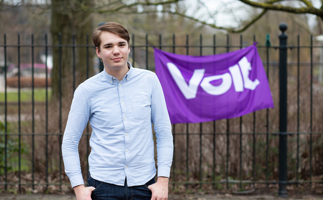 De stem van Friso: 'Volt zet zich in voor de jongeren die nu vergeten worden'