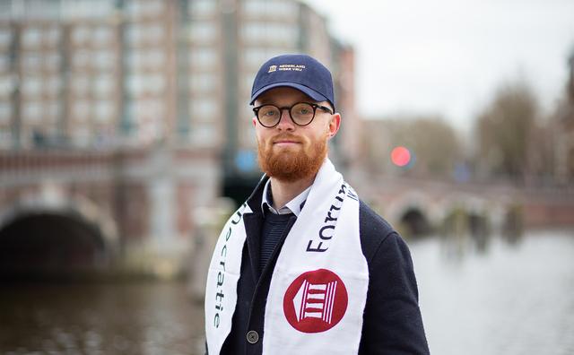De stem van Joop: 'FvD wil als enige af van de coronamaatregelen'