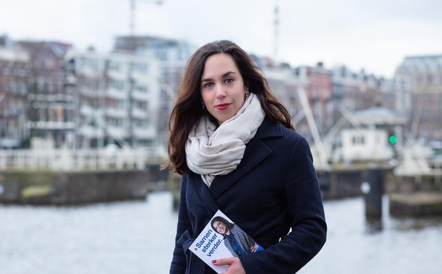 De stem van Lisa: 'Het is onzin dat de VVD alleen een partij voor de rijken zou zijn'
