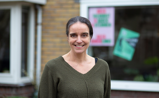 De stem van Esther: 'GroenLinks is nu voor jonge mensen heel relevant'