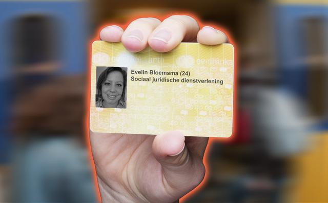 Halte HvA – Evelin Bloemsma