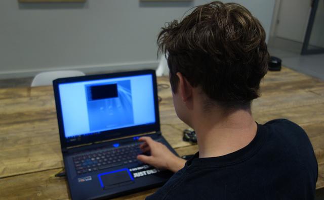 Student Jasper is ethisch hacker: 'Ik had altijd al een interesse voor inbreken'