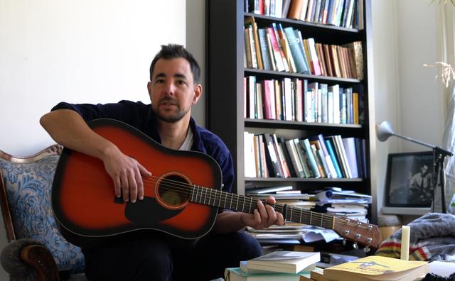 Dit is columnist Raúl: van nepmuzikant naar SIS-specialist