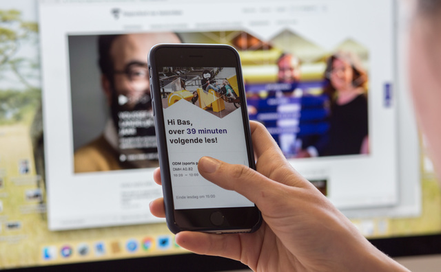 Nieuwe HvA-app: een verbetering, maar alleen voor studenten