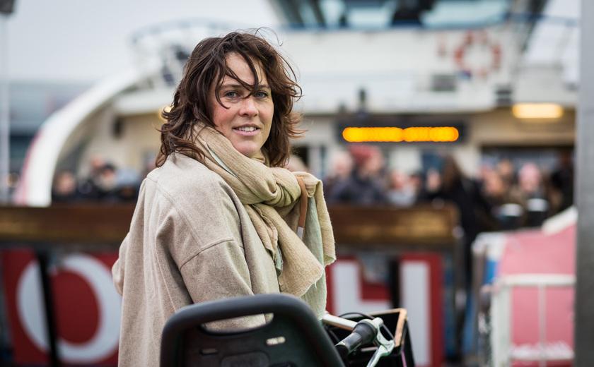 Katelijne Boerma: 'Auto's en scooters hebben echt hun langste tijd gehad'