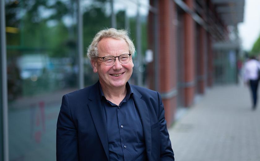 Scheidend decaan Willem Baumfalk: 'Omgaan met weerstand is een vak apart'