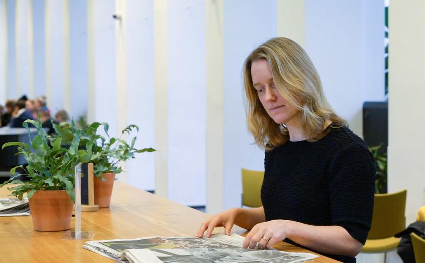 HvA'ers van het Jaar: Louise brengt ongemak rondom topvrouwen aan het licht