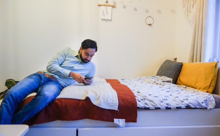 Iets te laat gemaakt? Musjroom helpt studenten aan een slaapplek