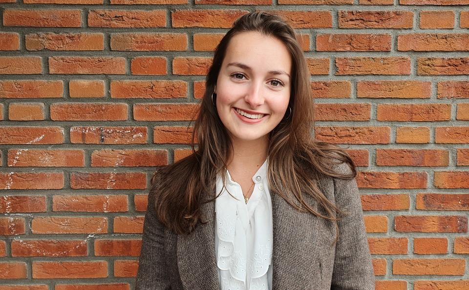 Droombaan: Marloes wil in de wereld van financiën duiken